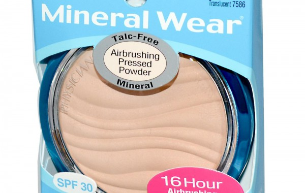 Physicians Formula Mineral Wear Airbrushing Pressed Powder BE