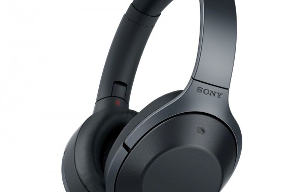 Sony MDR-1000X Bluetooth Over-Ear Noise Cancelling Headphones